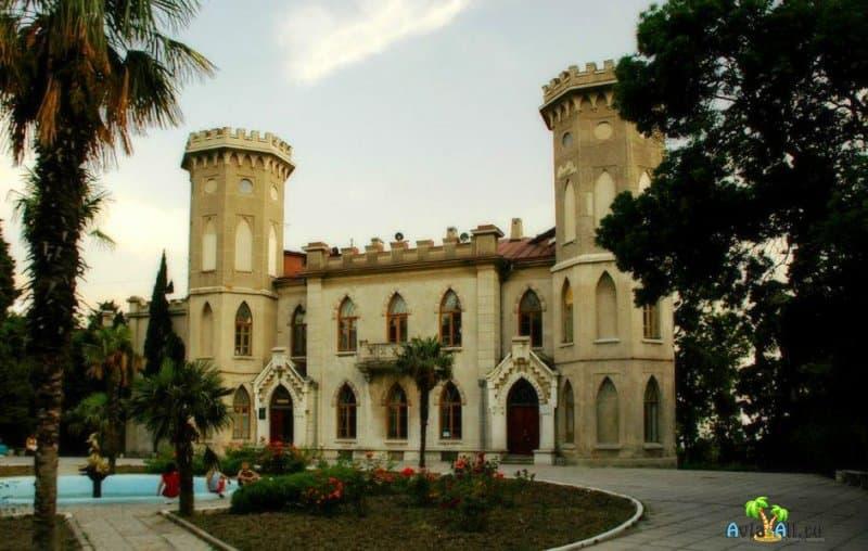Замок Голицина