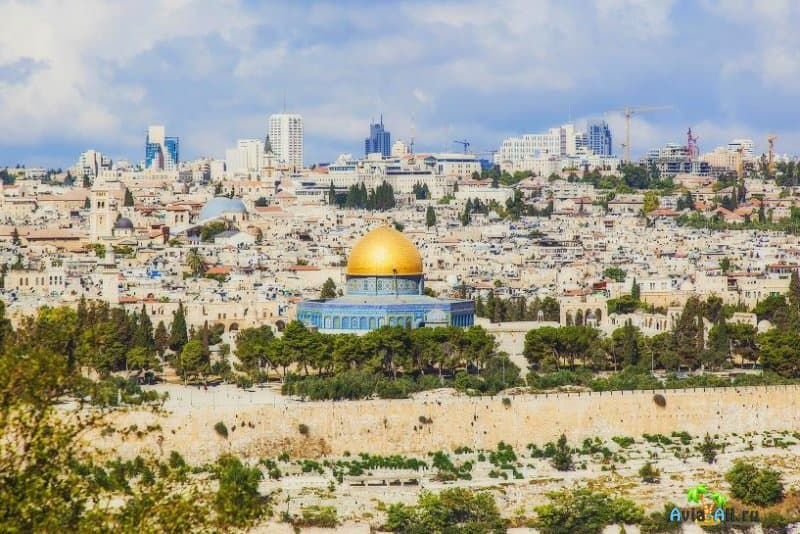 Новый год 2021 в Израиле: третий карантин, ограничение на въезд туристам