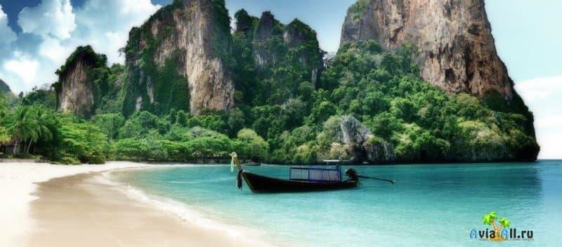 Тайланд, райские пляжи