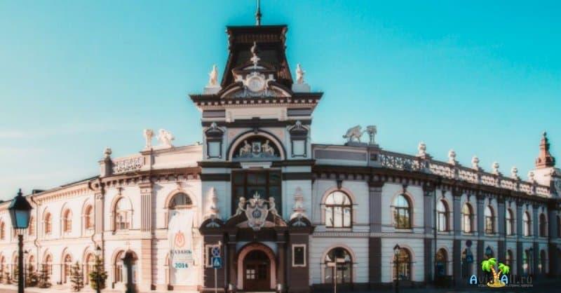 Отдых в Казани на весенних каникулах 2021