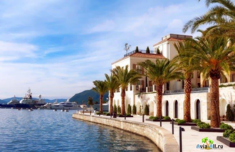 Тиват, Черногория. Недорогой отдых у моря 2021