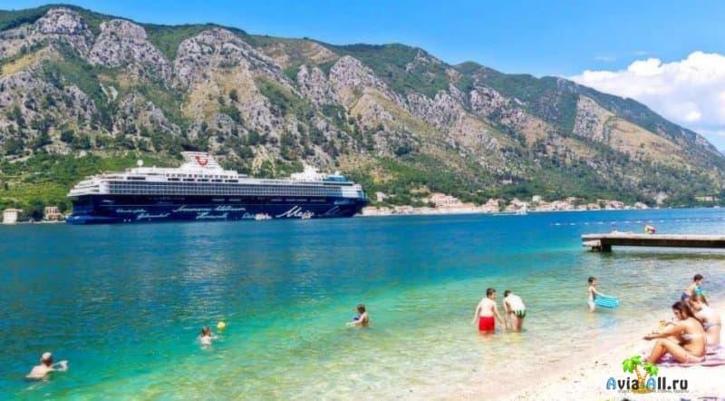 Пляжный отдых с детьми в Черногории 2021