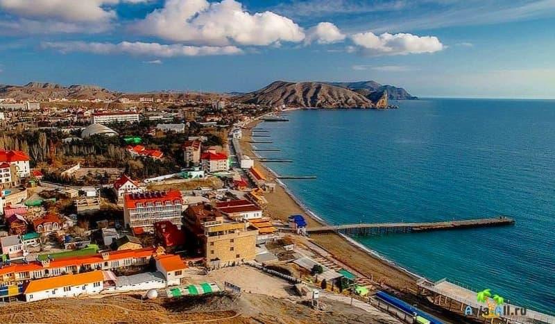 Отдых в Крыму летом 2021. Туры