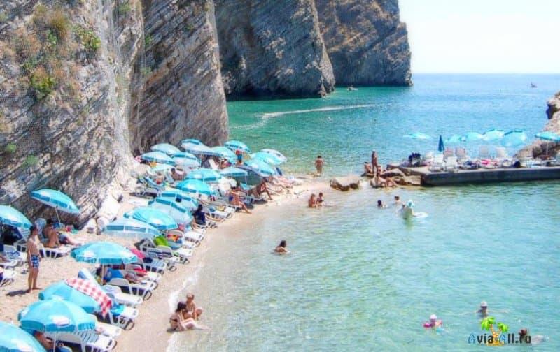 Отдых в Черногории летом 2021