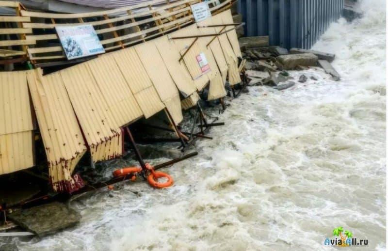 В чем причина ливней и потопа в Сочи, Крыму сейчас 2021?