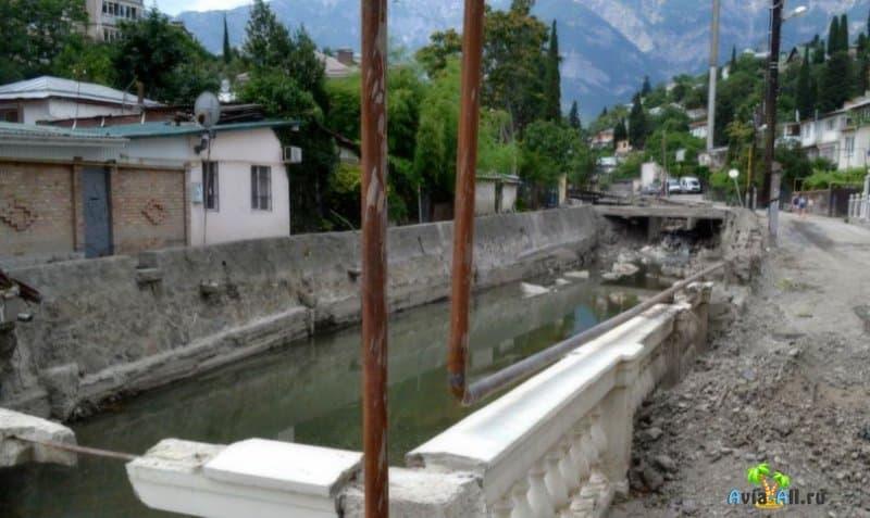 Реки вышли из берегов, Крым 2021