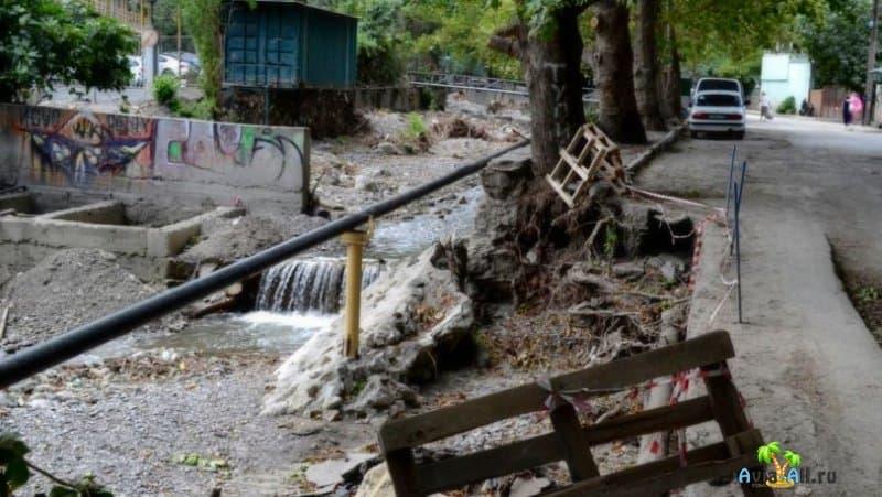 Крым 2021 после потопа, Ялта