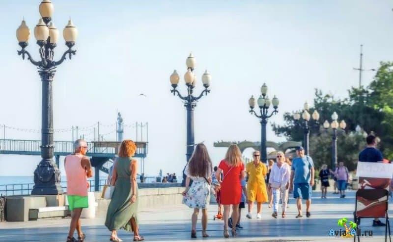Крым 2021: фото после потопа. Очистили пляжи и набережную или нет?