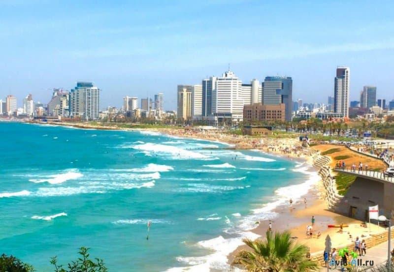 Отдых в Израиле осенью 2021: куда поехать? Въезд для россиян