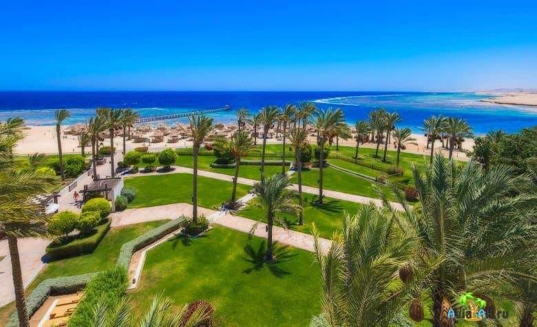 Порт Галиб, Египет. Описание курорта