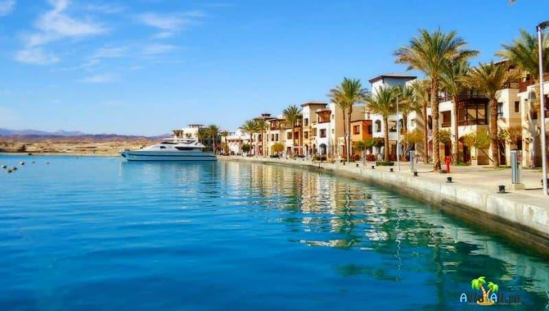 Порт Галиб — роскошный  курорт в Египте. Что о нем известно и сколько стоит там отдых