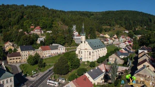 Чехия - курорты для лечения